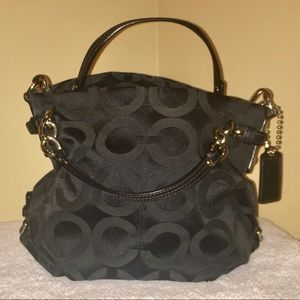 Coach purse -Black